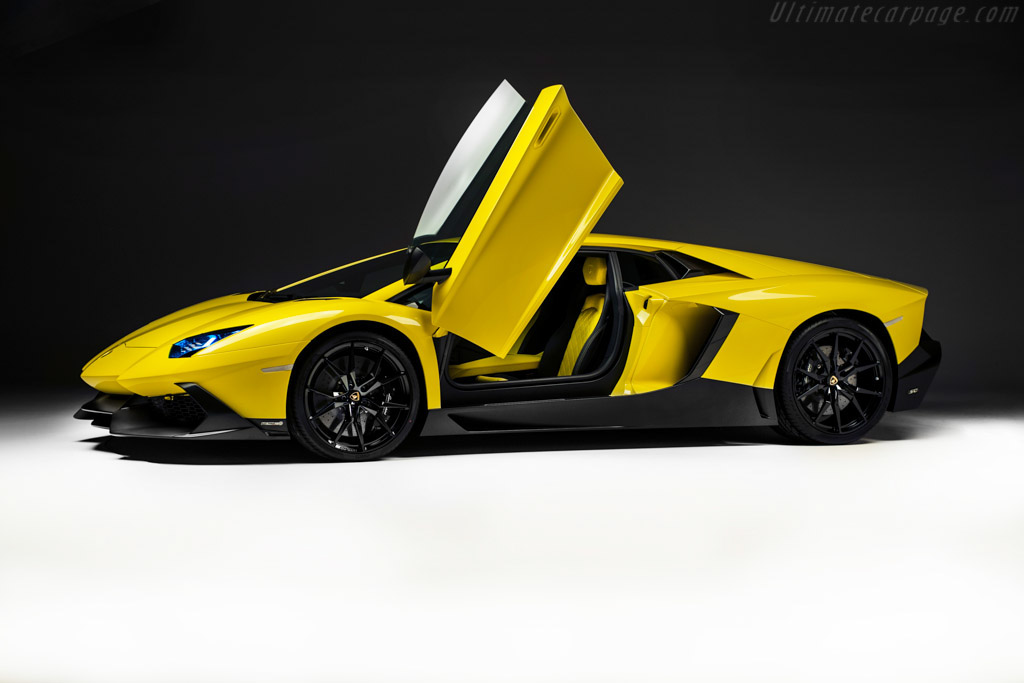 Lamborghini Aventador LP720-4 50° Anniversario