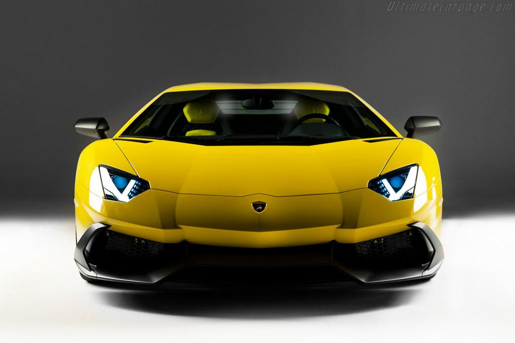 Click here to open the Lamborghini Aventador LP720-4 50° Anniversario gallery
