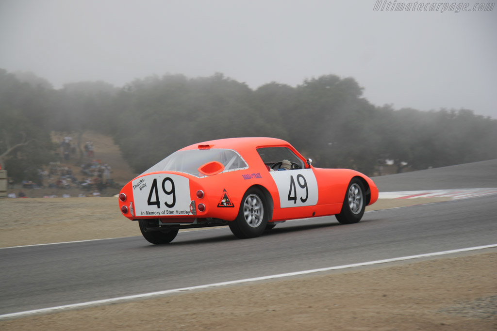 Austin Healey Le Mans Sprite - Chassis: HAN8/R/143   - 2005 Monterey Historic Automobile Races