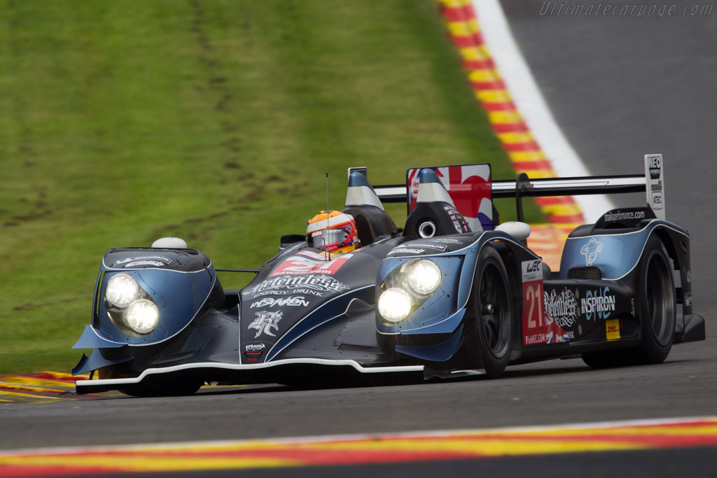 HPD ARX-03c - Chassis: 01   - 2013 WEC 6 Hours of Spa-Francorchamps