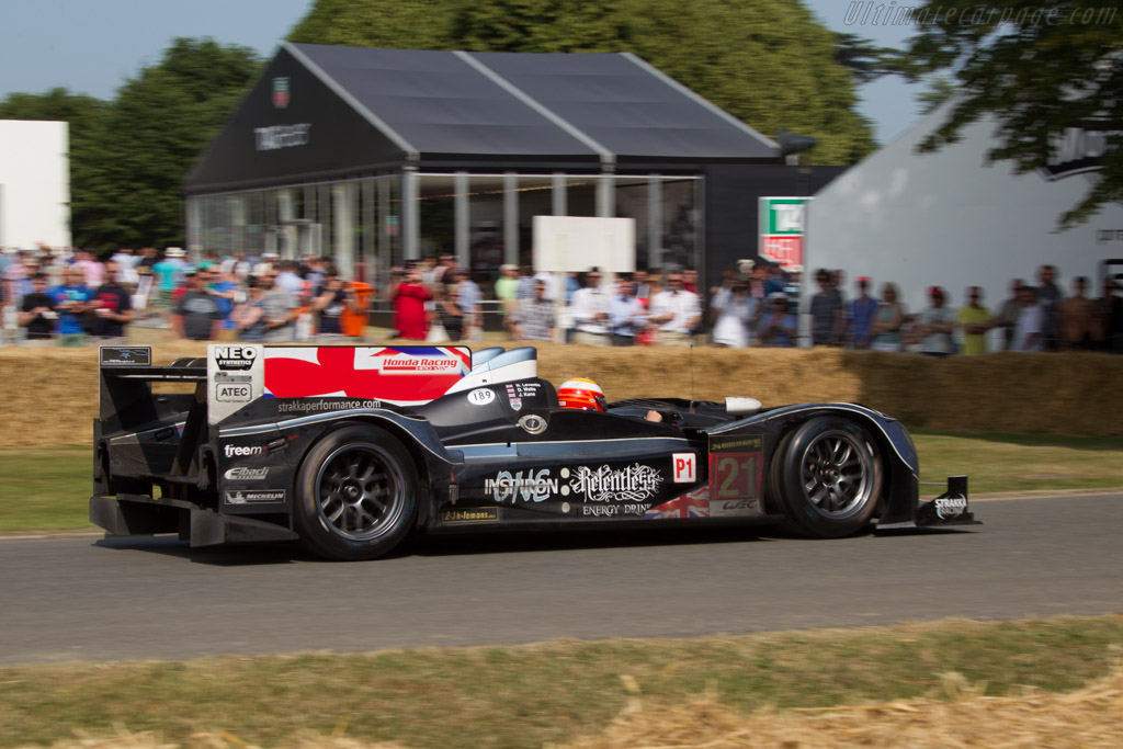 HPD ARX-03c - Chassis: 01   - 2013 Goodwood Festival of Speed