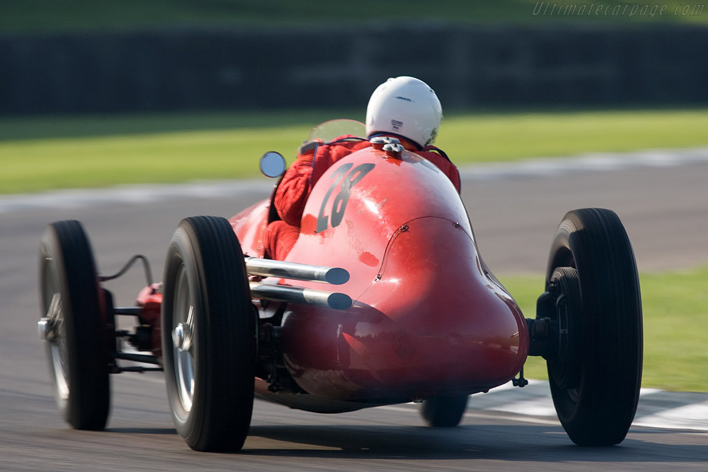 Maserati 8CLT - Chassis: 3036   - 2006 Goodwood Revival