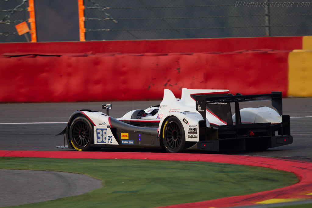 Zytek Z11SN Nissan - Chassis: Z11SN-09   - 2013 WEC 6 Hours of Spa-Francorchamps