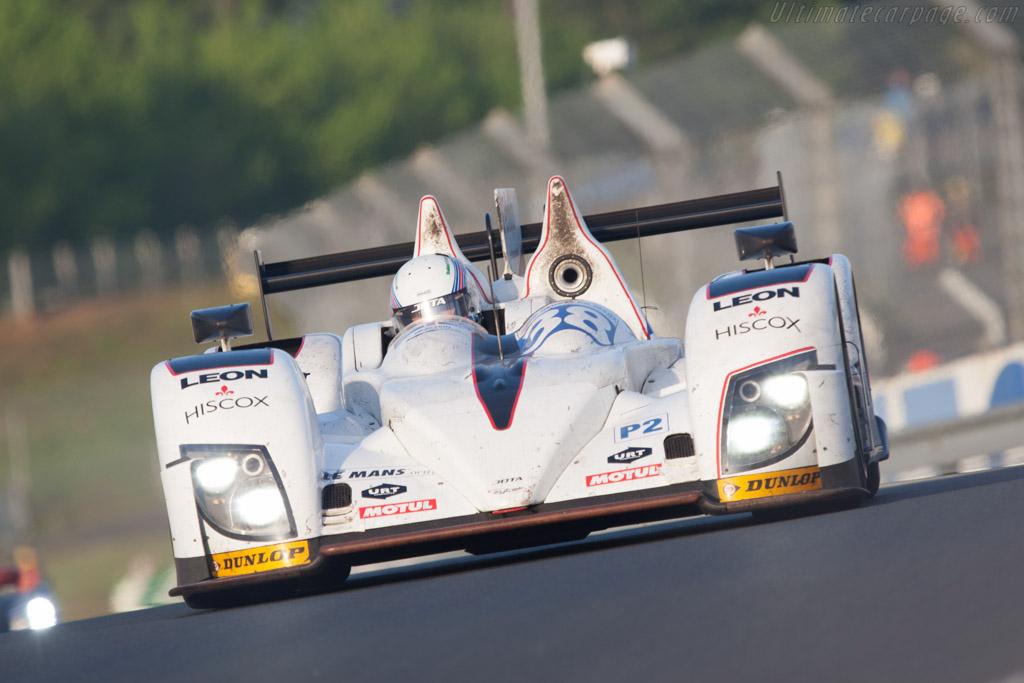 Zytek Z11SN Nissan - Chassis: Z11SN-09   - 2012 24 Hours of Le Mans