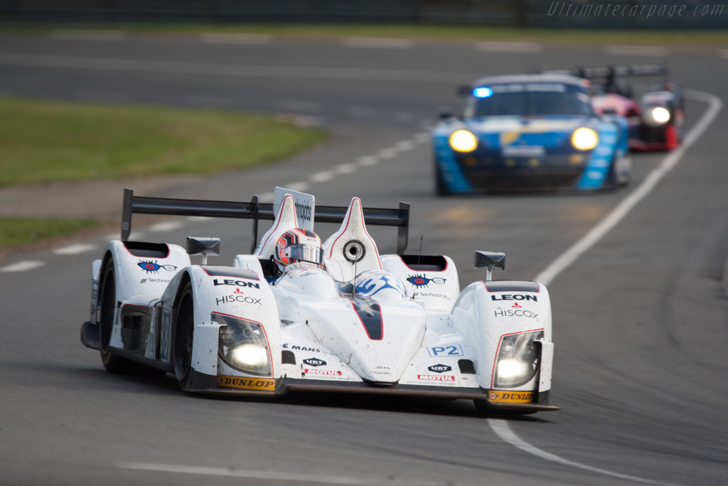 Zytek Z11SN Nissan - Chassis: Z11SN-09   - 2012 24 Hours of Le Mans
