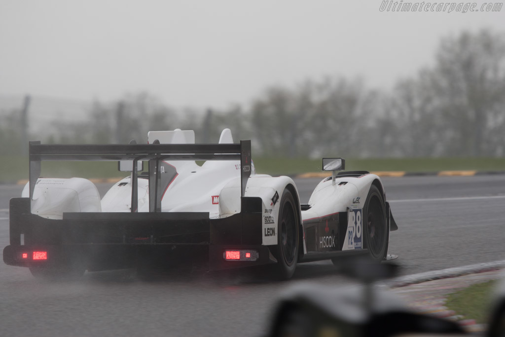 Zytek Z11SN Nissan - Chassis: Z11SN-09   - 2012 WEC 6 Hours of Spa-Francorchamps