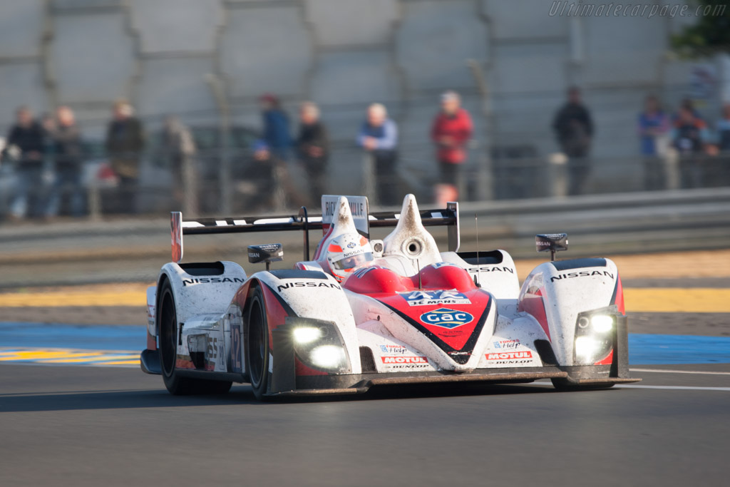 Zytek Z11SN Nissan - Chassis: Z11SN-08   - 2012 24 Hours of Le Mans