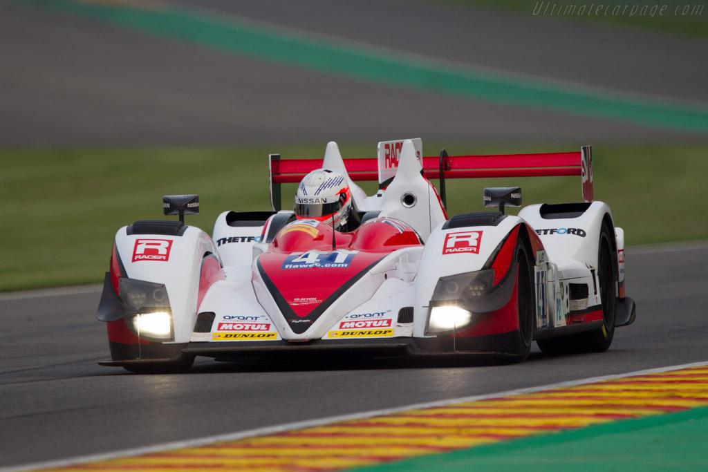 Zytek Z11SN Nissan - Chassis: Z11SN-07   - 2013 WEC 6 Hours of Spa-Francorchamps