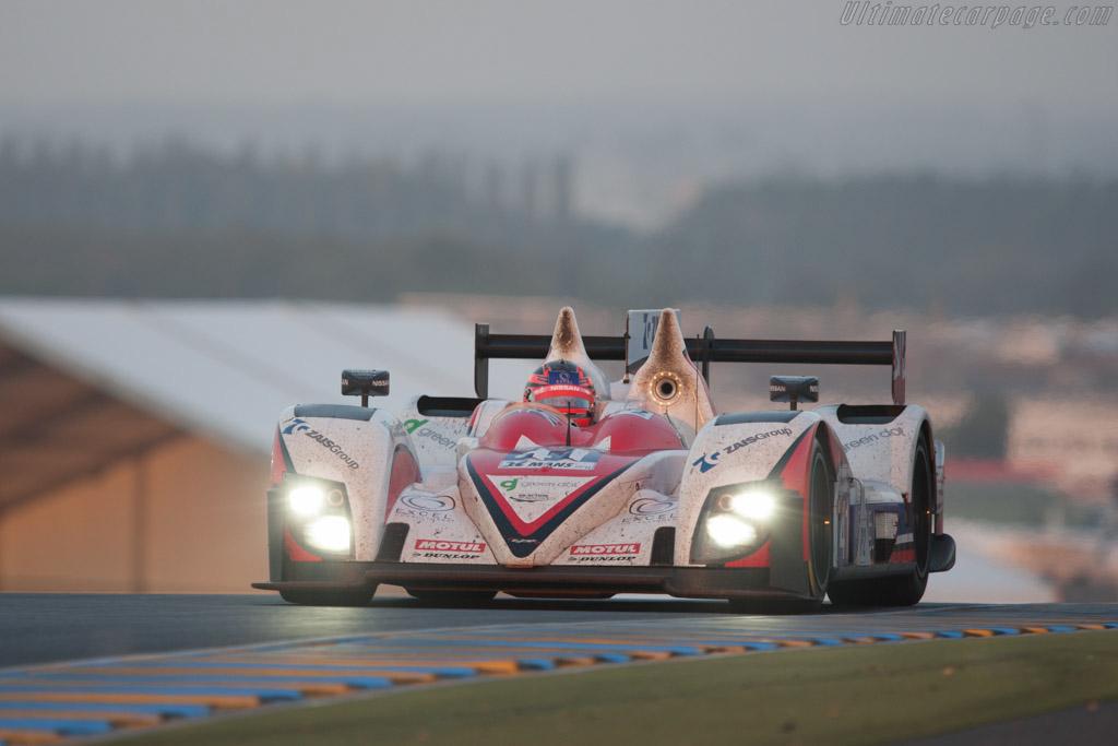 Zytek Z11SN Nissan - Chassis: Z11SN-07   - 2012 24 Hours of Le Mans