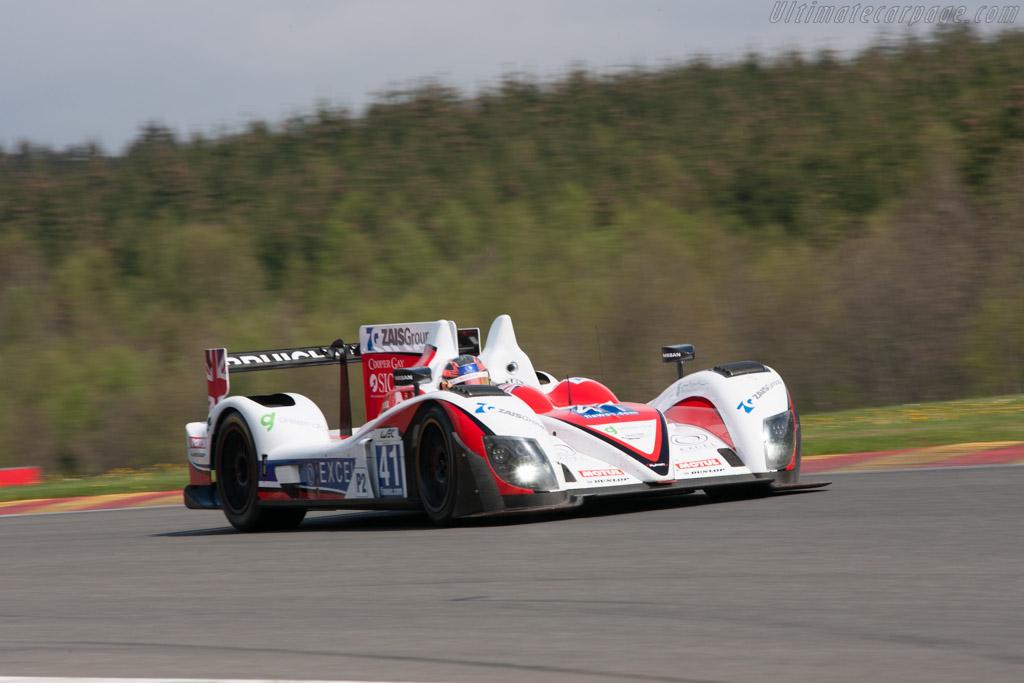 Zytek Z11SN Nissan - Chassis: Z11SN-07   - 2012 WEC 6 Hours of Spa-Francorchamps