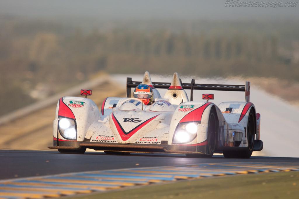 Zytek Z11SN Nissan - Chassis: Z11SN-03  - 2011 24 Hours of Le Mans