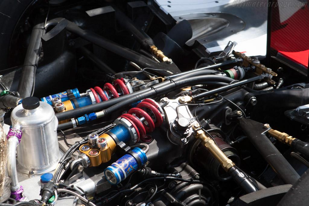 Zytek Z11SN Nissan - Chassis: Z11SN-03   - 2011 Le Mans Series Spa 1000 km (ILMC)