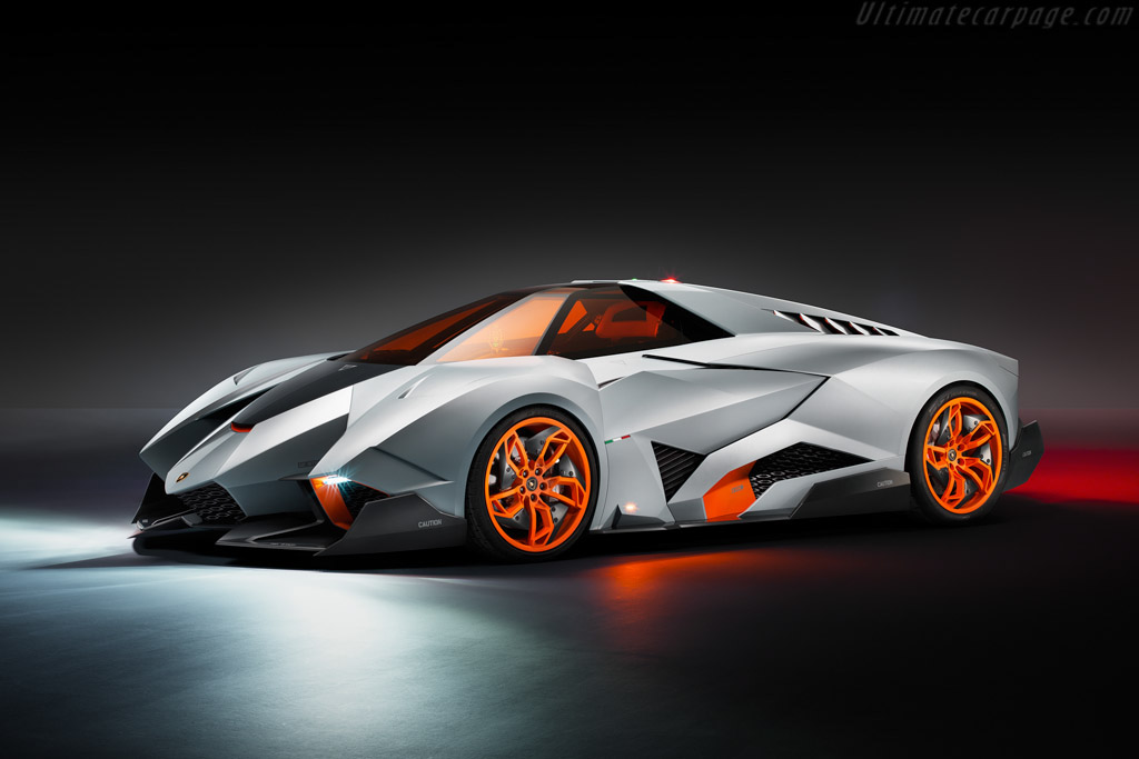 Click here to open the Lamborghini Egoista gallery