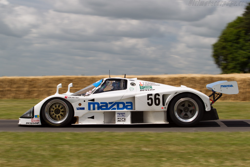 Mazda 787 - Chassis: 787 - 002   - 2015 Goodwood Festival of Speed