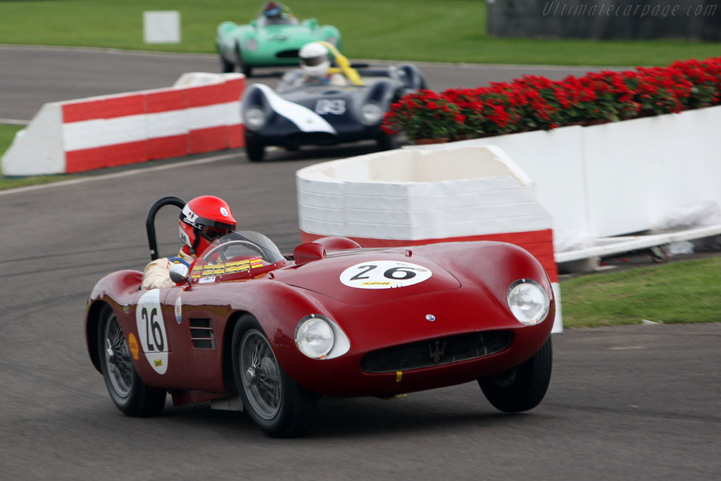 Maserati 150S - Chassis: 1659   - 2007 Goodwood Revival