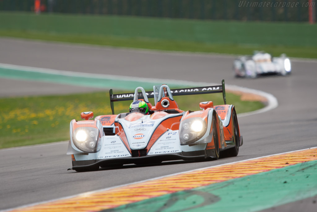 Morgan LMP2 Judd - Chassis: 01-14   - 2012 WEC 6 Hours of Spa-Francorchamps