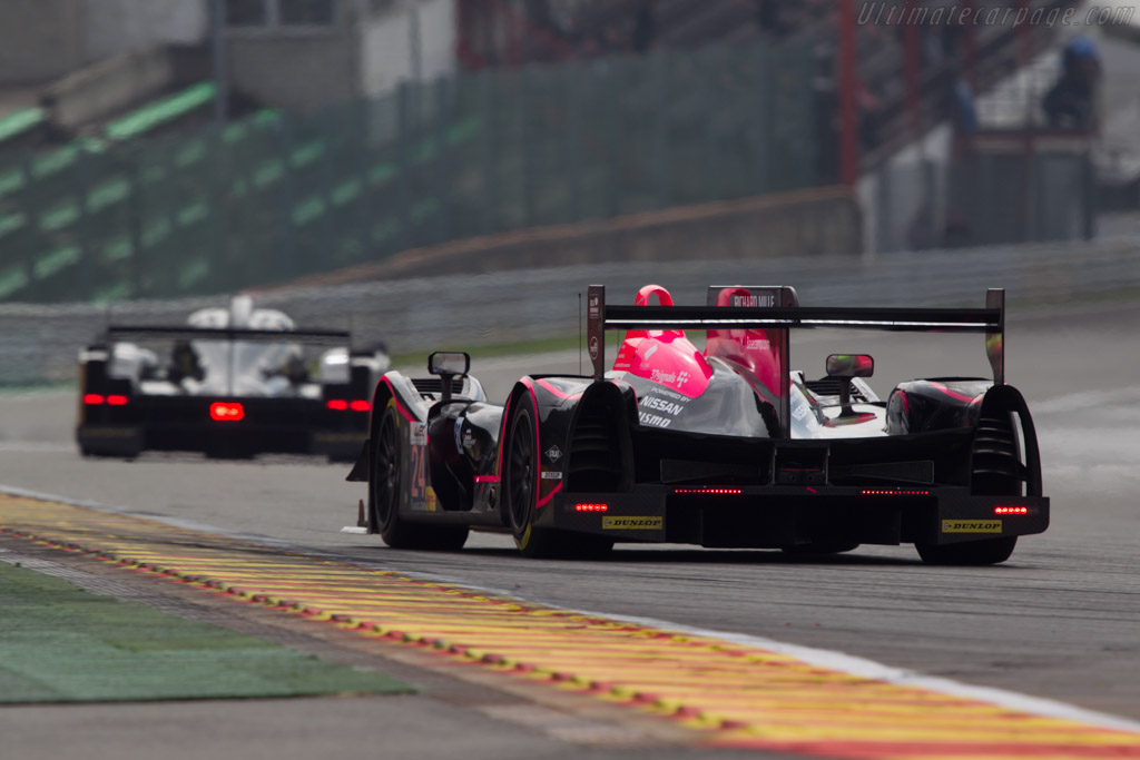 Morgan LMP2 Nissan - Chassis: 01-18   - 2013 WEC 6 Hours of Spa-Francorchamps