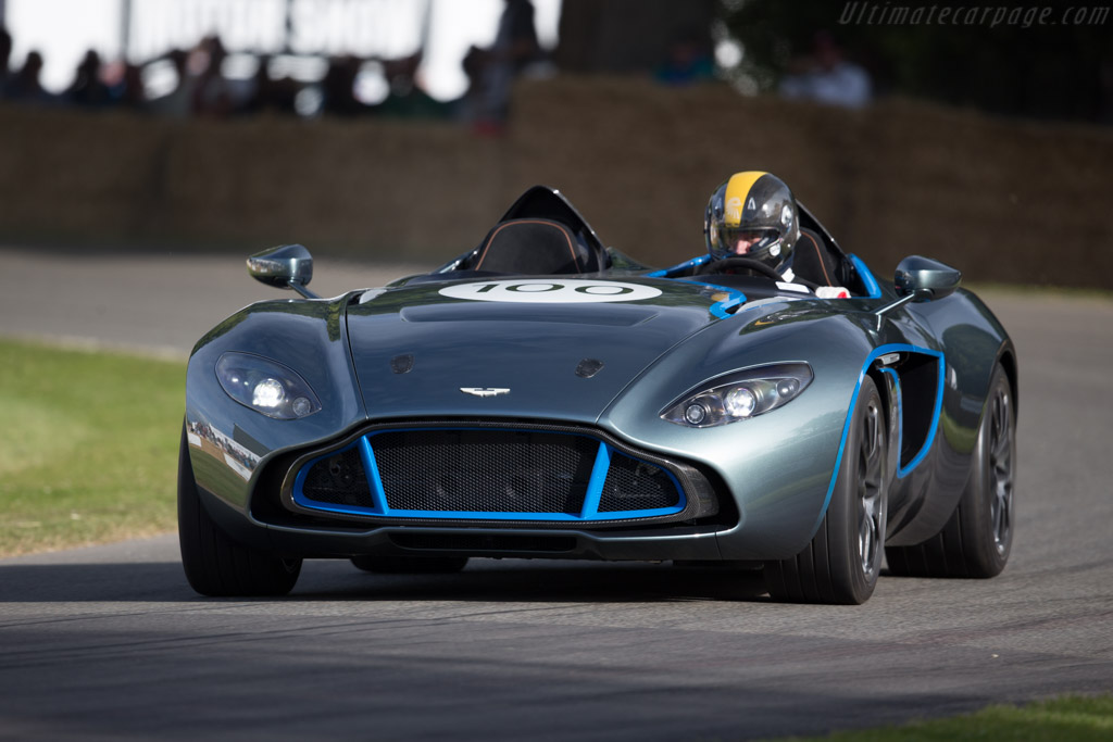 Aston Martin Cc100 Speedster Chassis 2 2015 Goodwood Festival Of Speed
