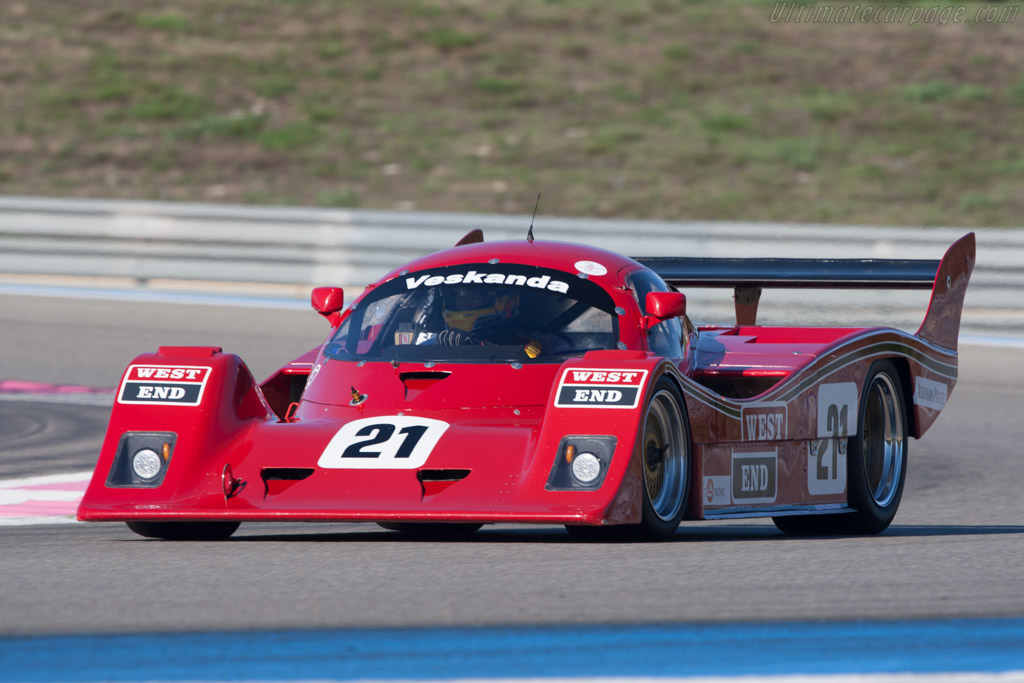 Veskanda C1 Chevrolet    - 2012 Dix Mille Tours