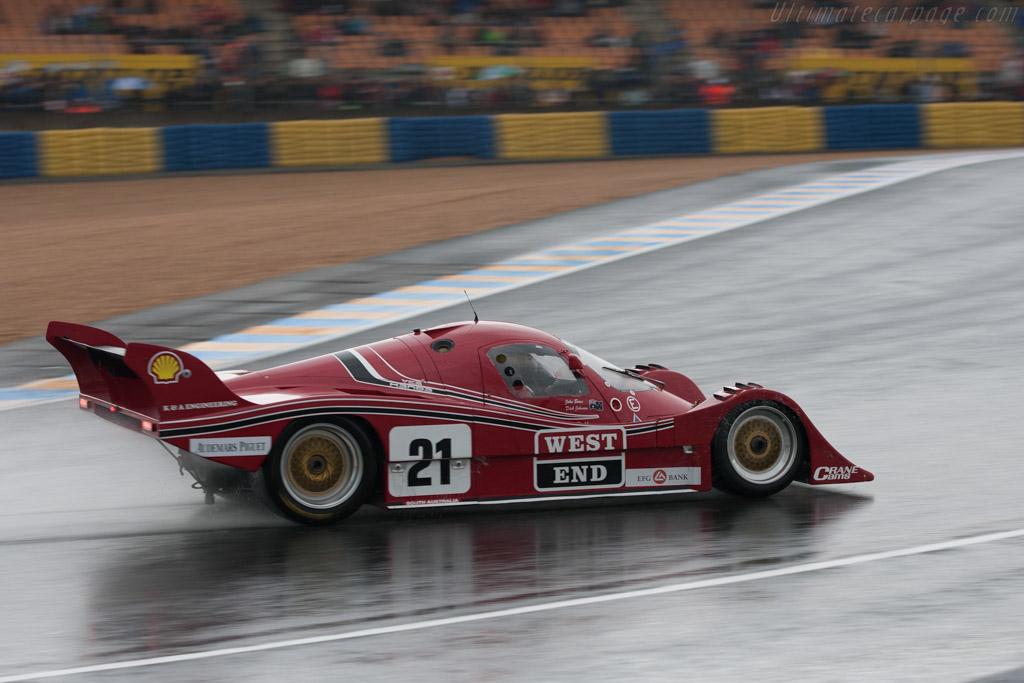 Veskanda C1 Chevrolet 2012 24 Hours Of Le Mans