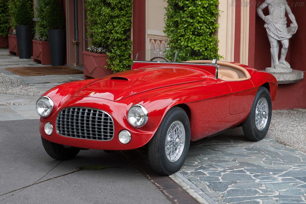 Ferrari 212 Export Touring Barchetta - Chassis: 0136E   - 2013 Concorso d'Eleganza Villa d'Este