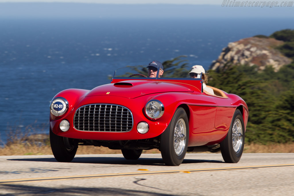 Click here to open the Ferrari 212 Export Touring Barchetta gallery