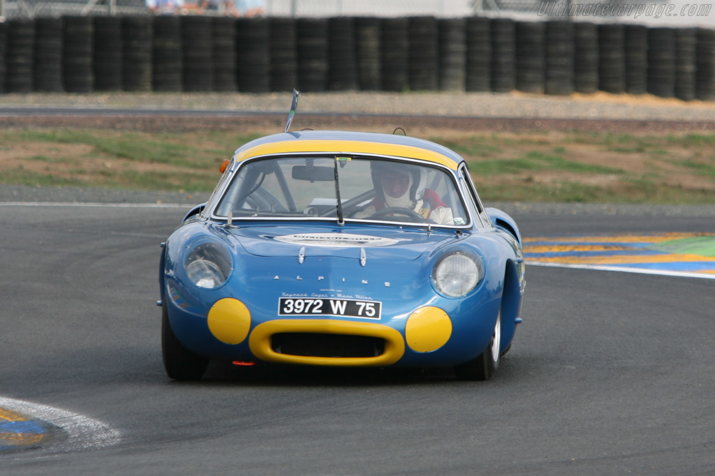 Alpine M63 - Chassis: 1707   - 2006 Le Mans Classic