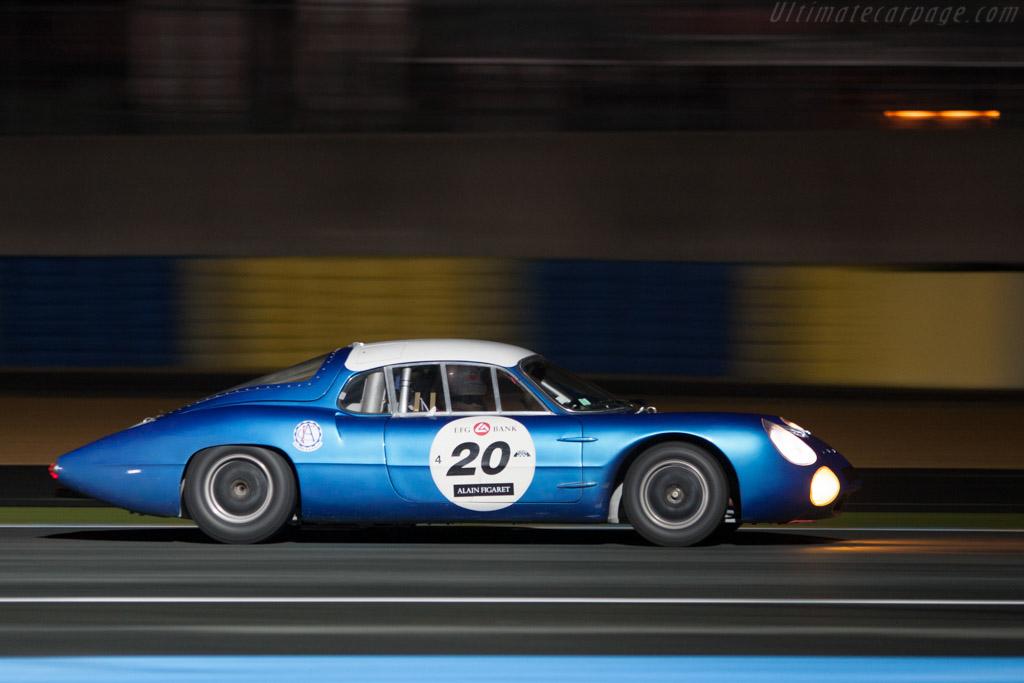 Alpine M63 - Chassis: 1704   - 2012 Le Mans Classic