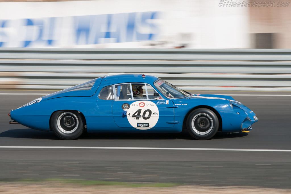 Alpine M63 - Chassis: 1701   - 2010 Le Mans Classic