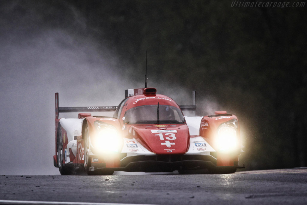 Rebellion R-One Toyota