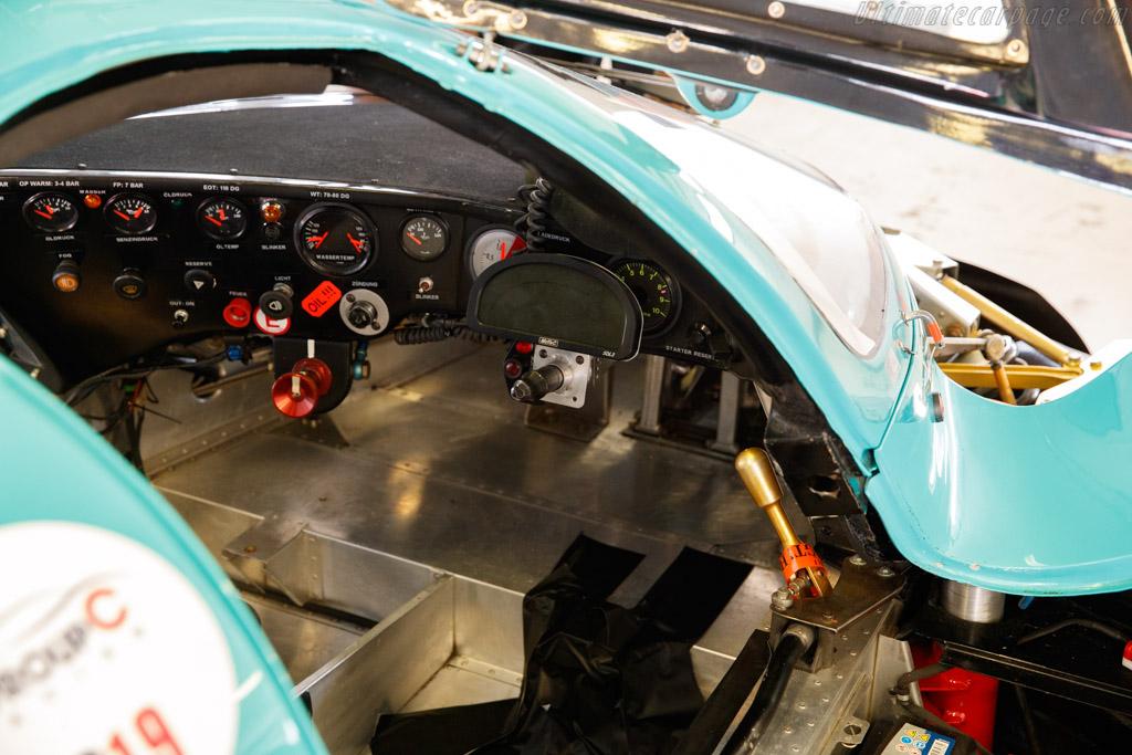 Porsche 962 CK6 - Chassis: CK6-01(02)  - 2019 Hungaroring Classic