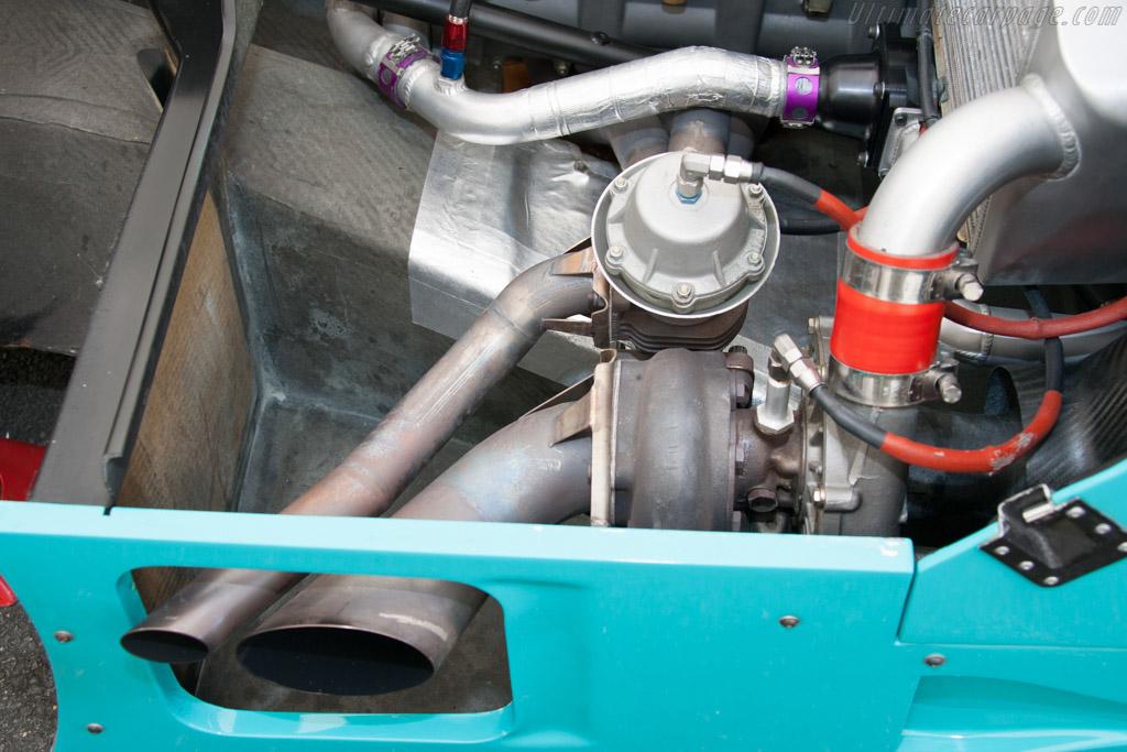 Porsche 962 CK6 - Chassis: 962-118 T-1   - 2012 24 Hours of Le Mans