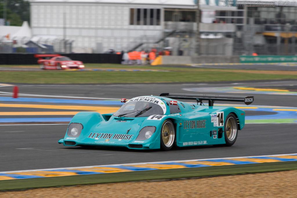 Porsche 962 CK6 - Chassis: CK6-01(02)   - 2008 24 Hours of Le Mans