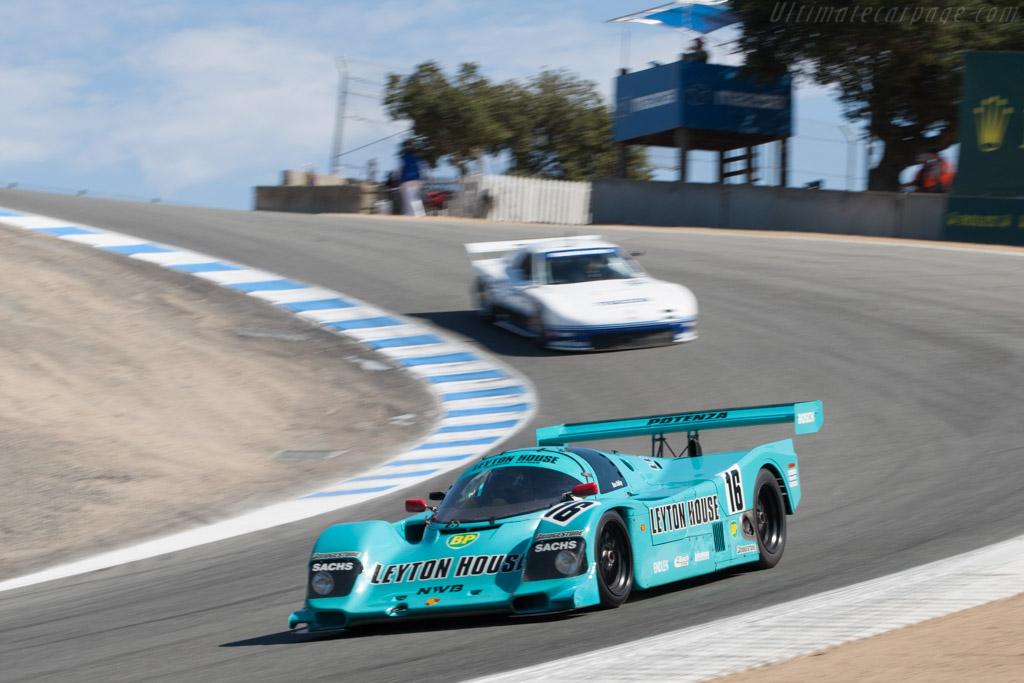 Porsche 962 CK6 - Chassis: CK6-01   - 2012 Monterey Motorsports Reunion