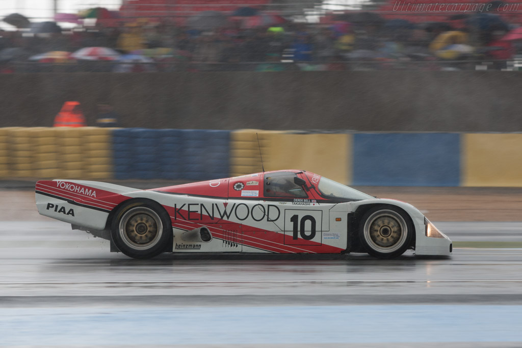 Porsche 962 CK6 - Chassis: CK6-88   - 2012 24 Hours of Le Mans