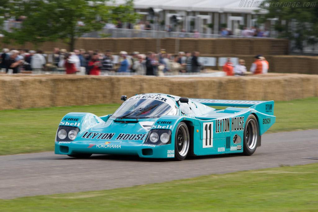 Goodwood Car Racing
