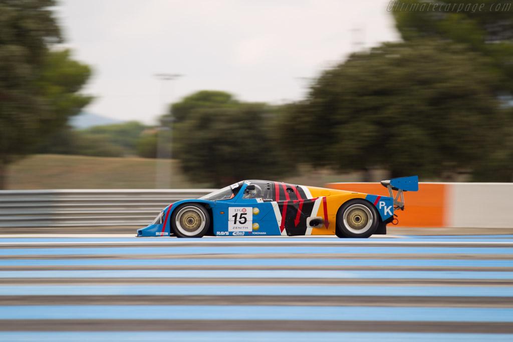 Porsche 962 CK6 - Chassis: CK6-06/02   - 2016 Dix Mille Tours