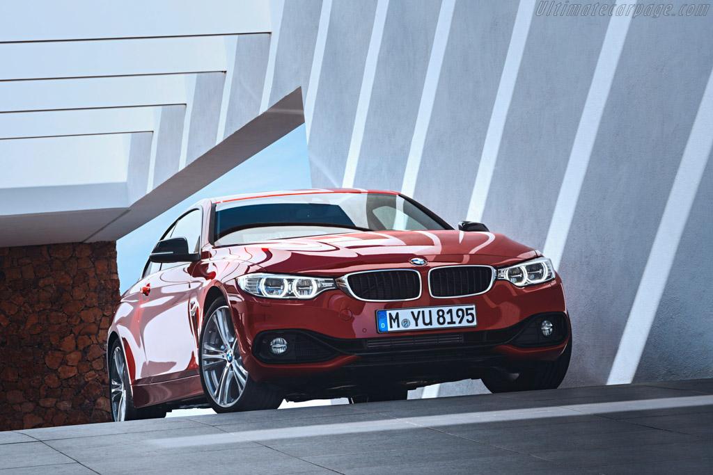 BMW 435i Coupe