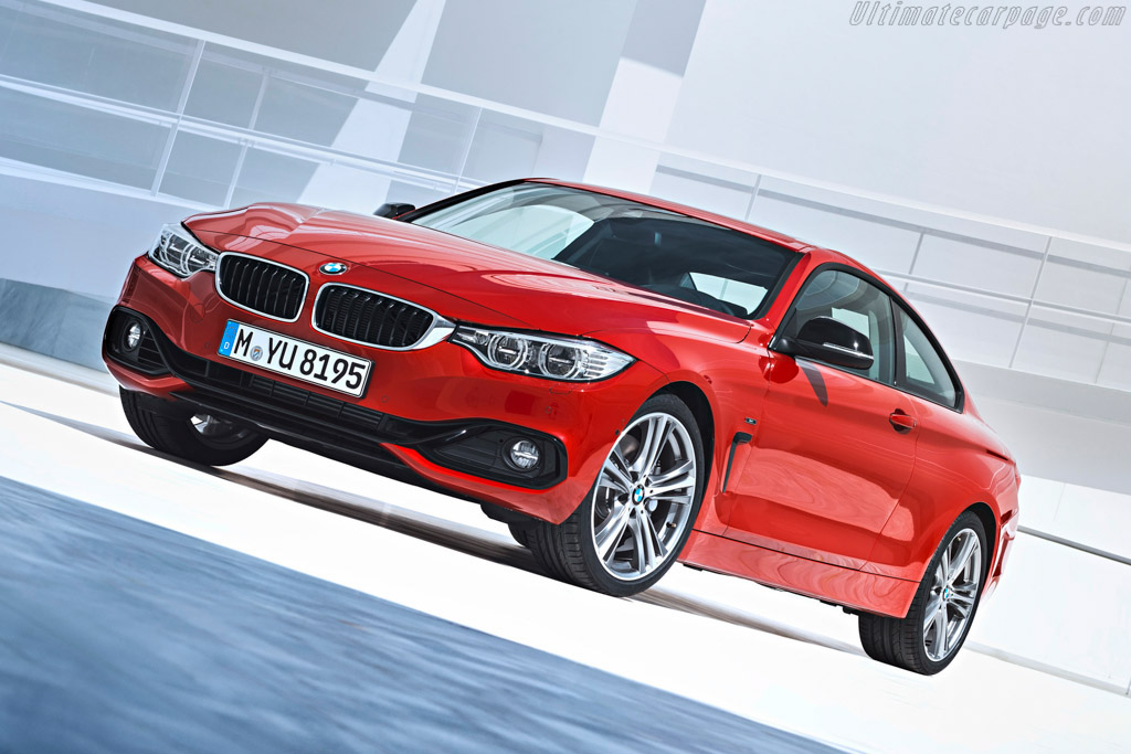 Click here to open the BMW 435i Coupe gallery