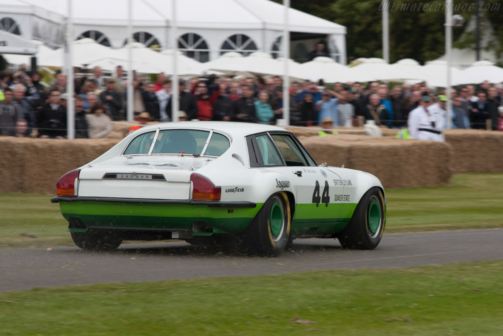 Jaguar XJ-S Group 44 - Chassis: 78-44   - 2012 Goodwood Festival of Speed