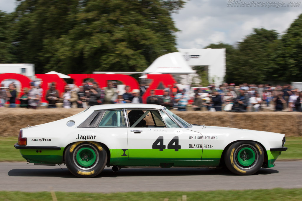 Jaguar 2018 Xj >> Jaguar XJ-S Group 44 - Chassis: 78-44 - 2012 Goodwood Festival of Speed
