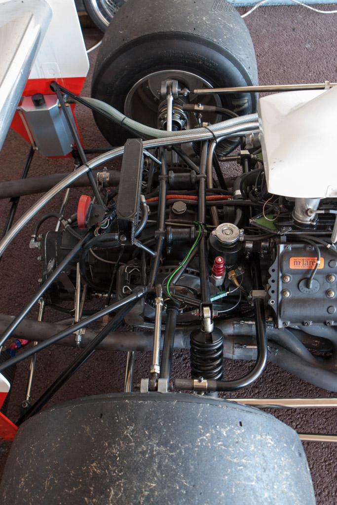 Trojan T103 Cosworth - Chassis: T103/1   - 2012 Monaco Historic Grand Prix