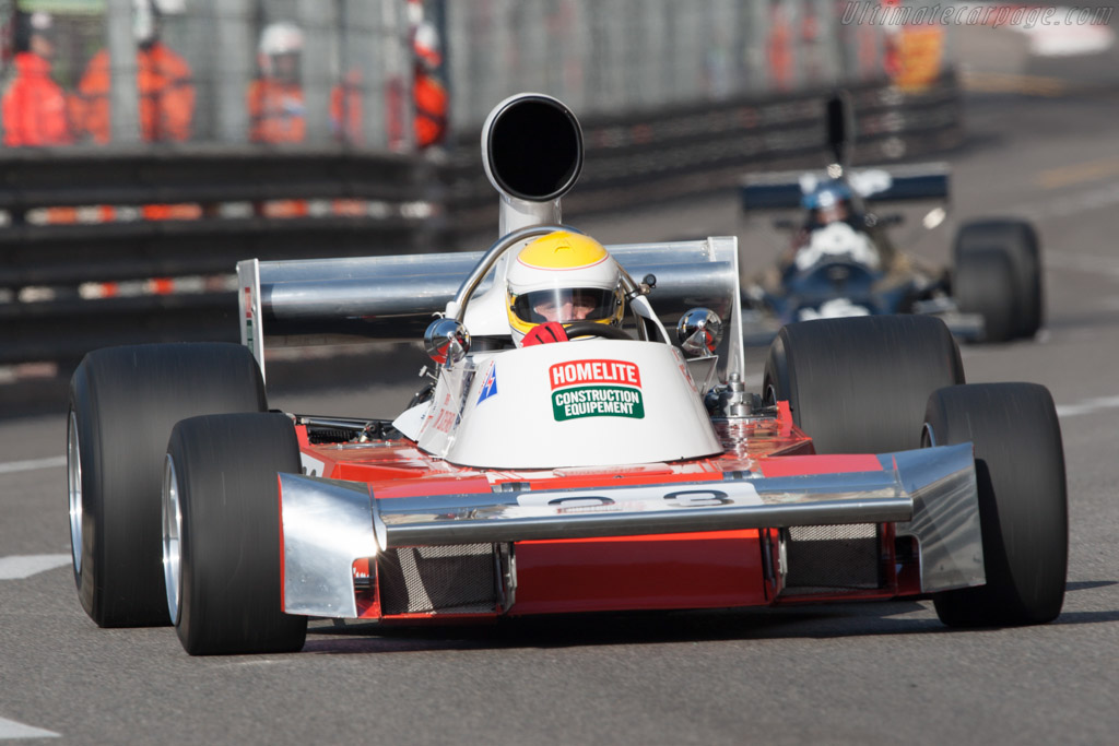 1974 Trojan T103 Cosworth - Images, Specifications and Information