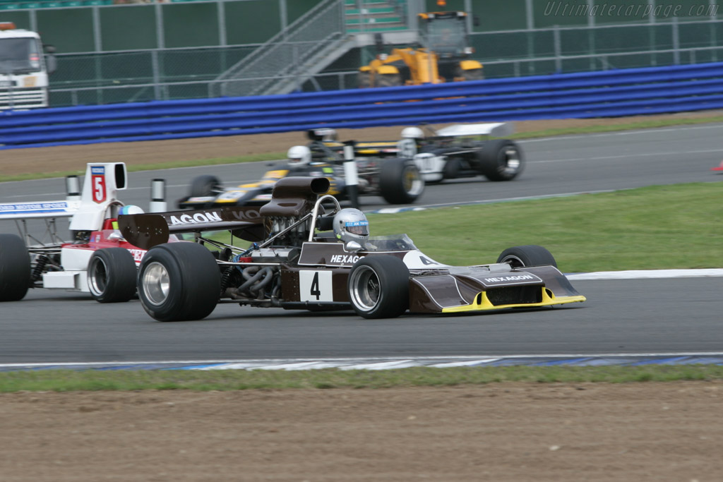Trojan T101 Chevrolet - Chassis: 105  - 2005 Silverstone Classic
