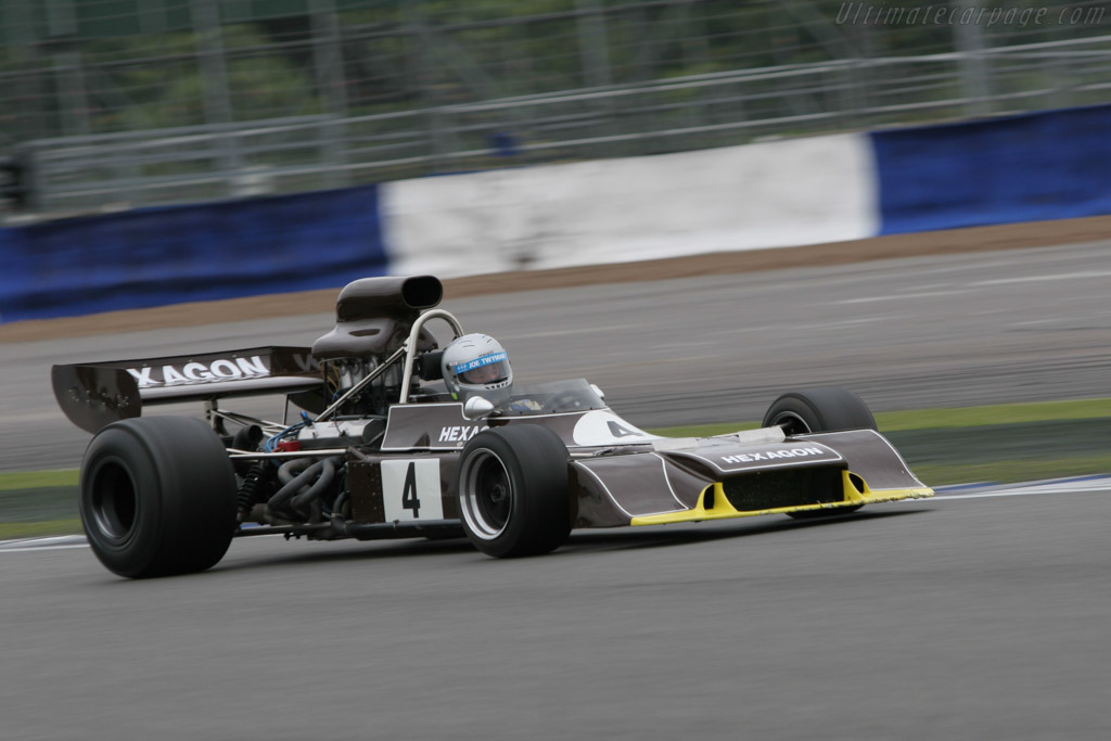 Trojan T101 Chevrolet - Chassis: 105379   - 2005 Silverstone Classic