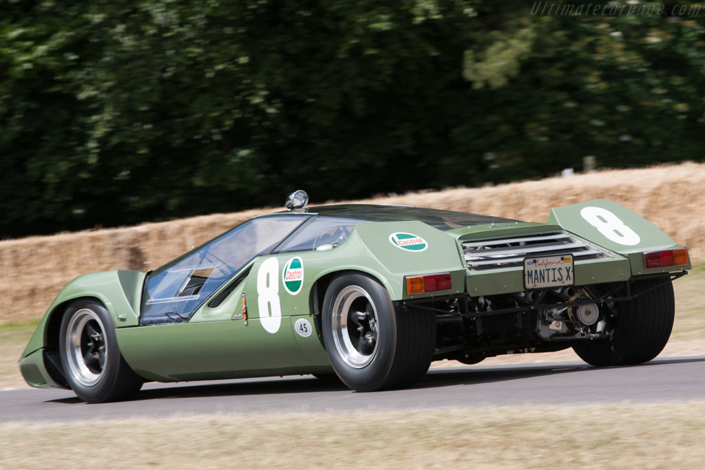 Marcos Mantis XP - Chassis: 10101   - 2010 Goodwood Festival of Speed