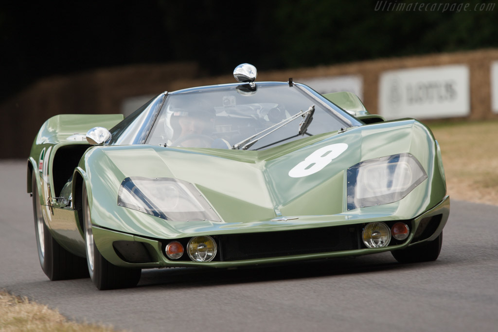 1968 Marcos Mantis XP - Images, Specifications and Information