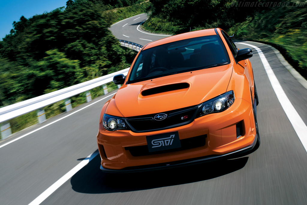 Click here to open the Subaru Impreza WRX STI tS Type A gallery