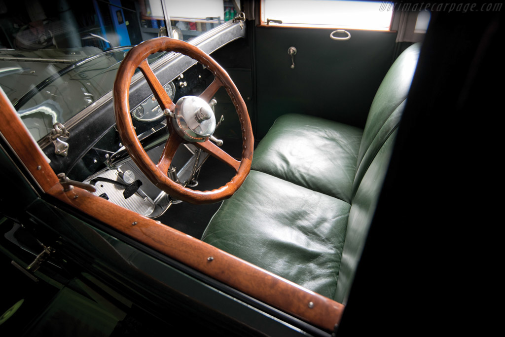 Duesenberg Model A Fleetwood Doctor's Coupe