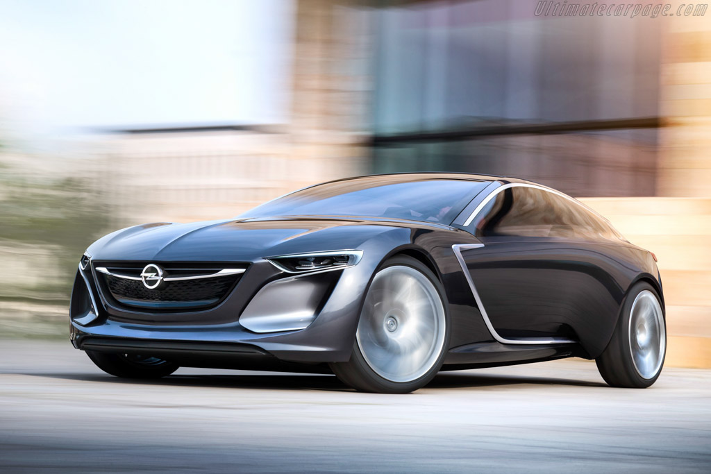 2013 Opel Monza Concept Images Specifications And Information